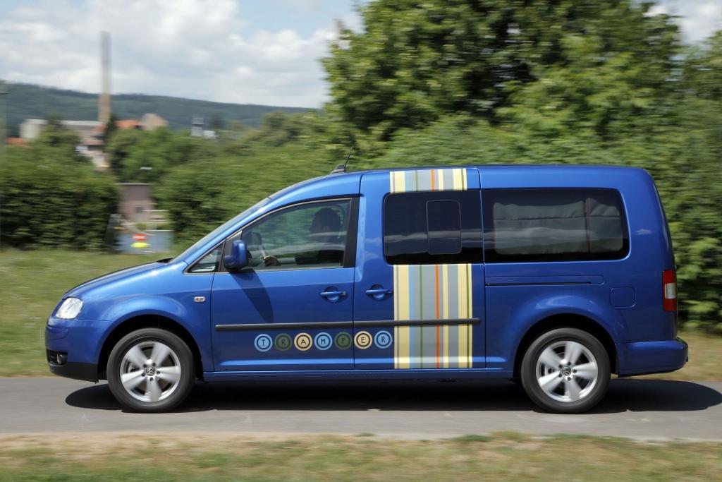 Fahrbericht VW Caddy Maxi Tramper Ecofuel: Spar-Urlaub für Flexible - Bild 6
