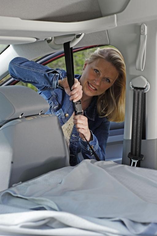 Fahrbericht VW Caddy Maxi Tramper Ecofuel: Spar-Urlaub für Flexible - Bild 7