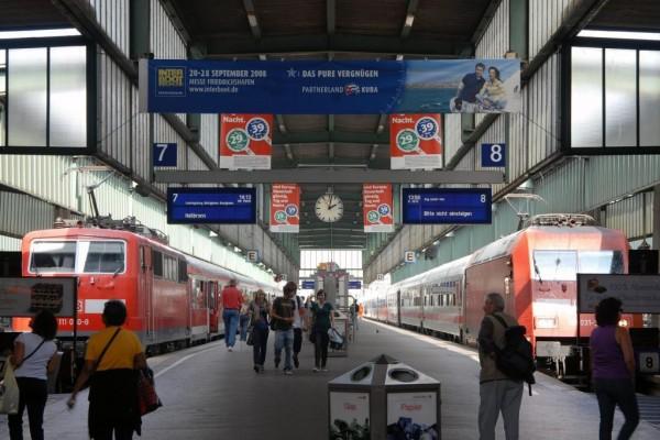 Fast drei Viertel der deutschen Bahnhöfe sind behindertengerecht
