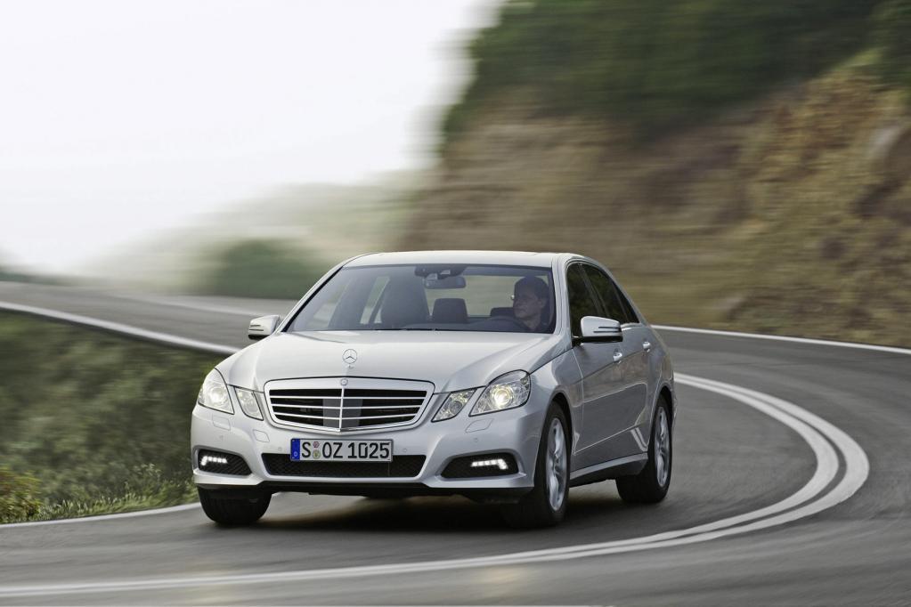Fehlerhafte Injektoren in neuen Mercedes-Dieselmotoren