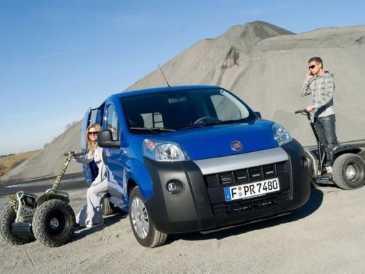Fiat Fiorino ab sofort auch mit Erdgas erhältlich