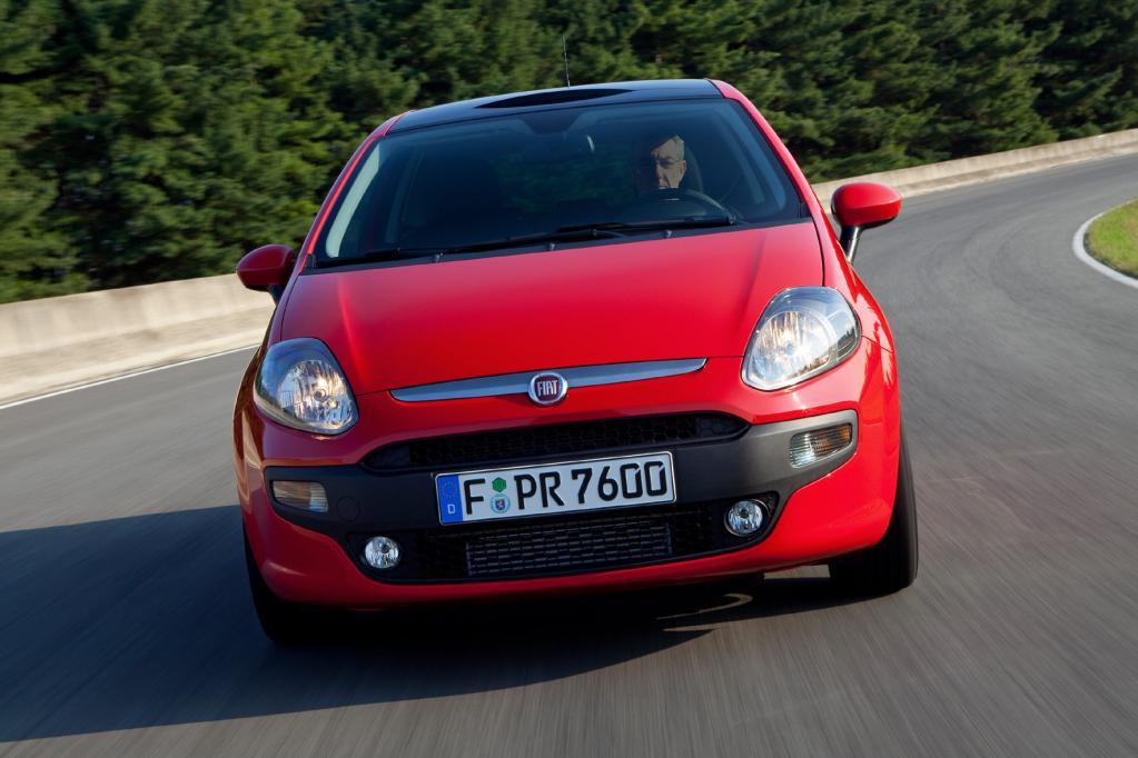 Fiat Punto Evo: Für die Zukunft gerüstet