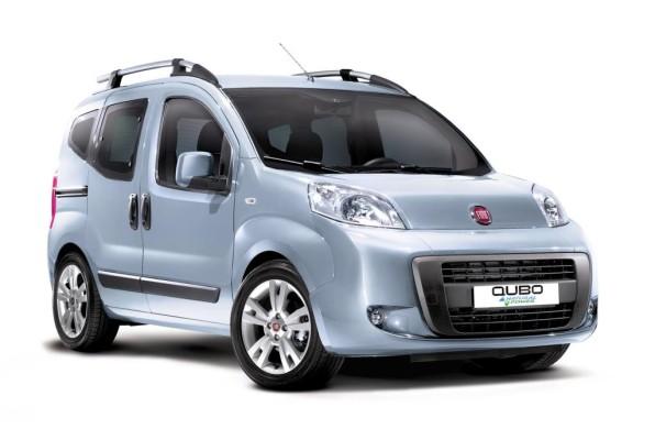 Fiat Qubo serienmäßig auch als Erdgas-Variante
