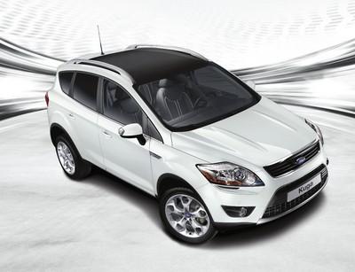 Ford Kuga als ''White Magic'' 2085 Euro günstiger