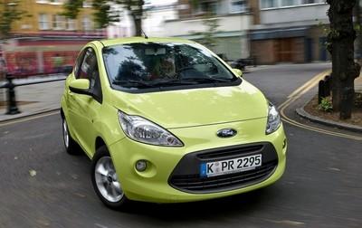 Ford bietet Ka-Finanzierung für 85 Euro pro Monat
