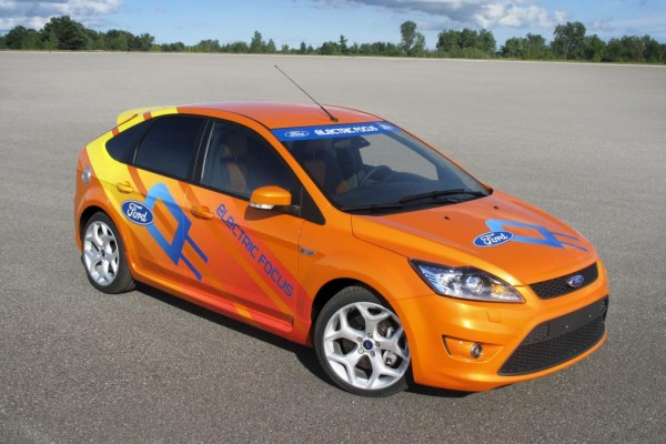 Ford forciert Elektroauto