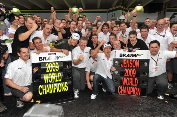 Formel 1 Weltmeister 2009: Jenson Button