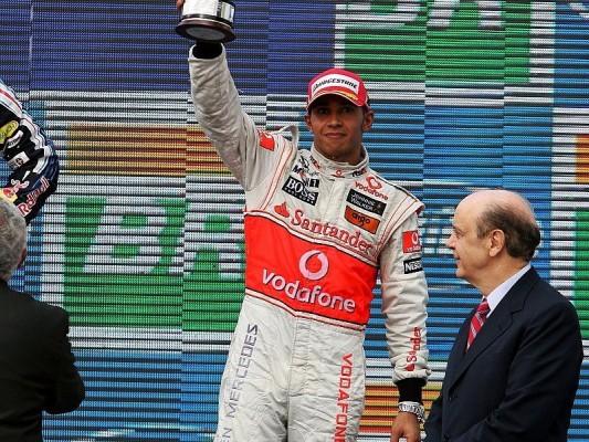 Hamilton kämpfte sich nach vorne: Überholen wie ein Sieger