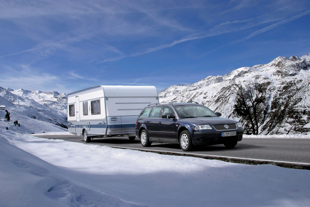 Holiday on ice: Wintercamping