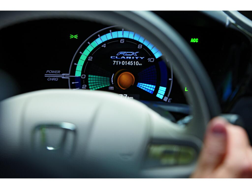 Honda FCX Clarity: Alltagstaugliche Wasserstoff-Limousine für 600 Dollar im Monat