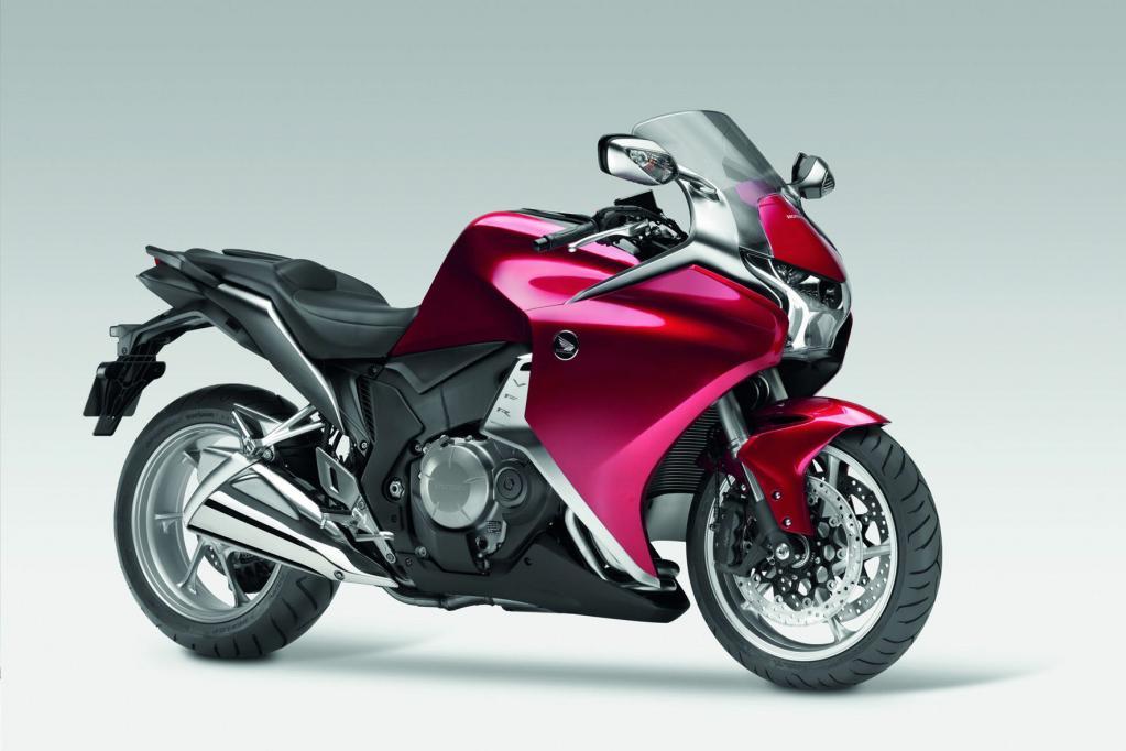 Honda VFR 1200 F: Innovation aus Tradition