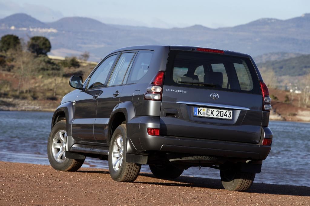 Im November kommt der neue Toyota Land Cruiser - Bild 10