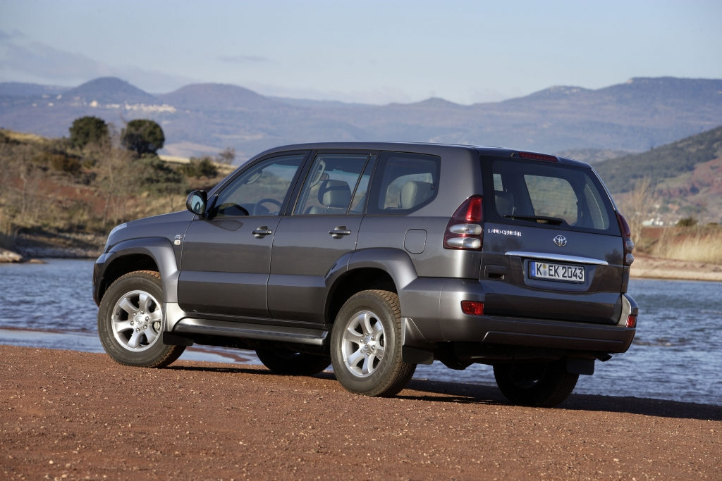 Im November kommt der neue Toyota Land Cruiser - Bild 11