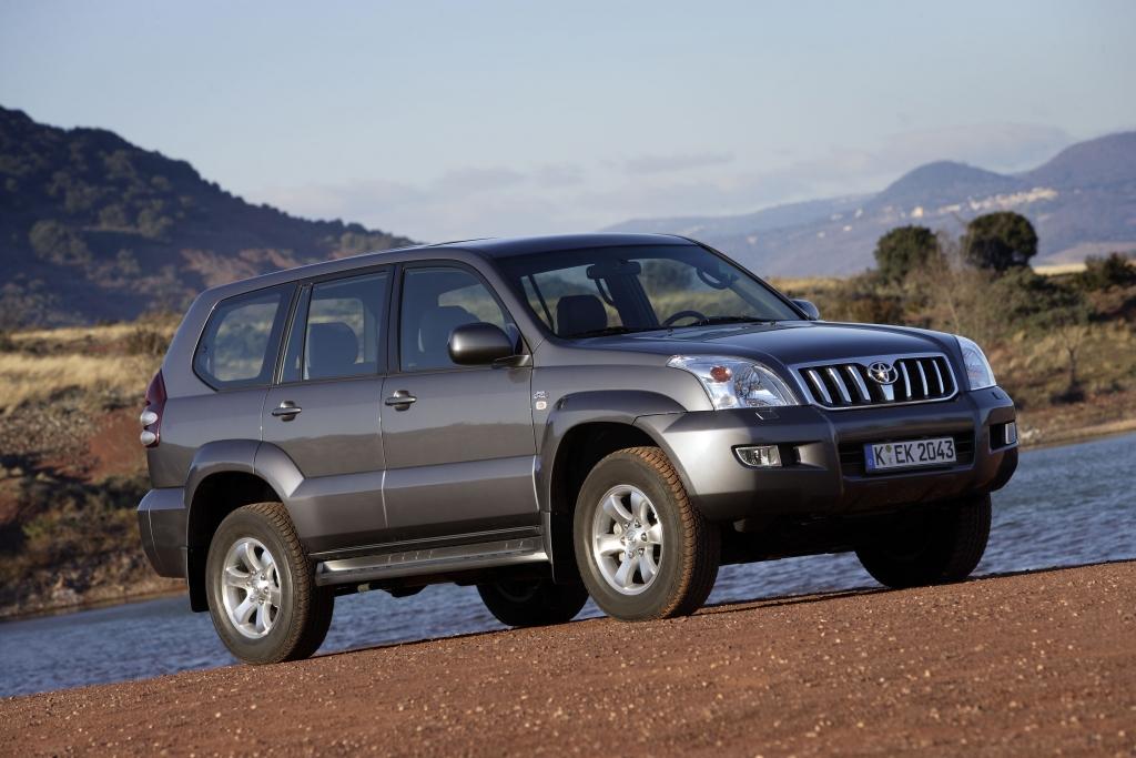 Im November kommt der neue Toyota Land Cruiser - Bild 13