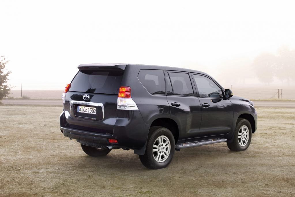 Im November kommt der neue Toyota Land Cruiser - Bild 2