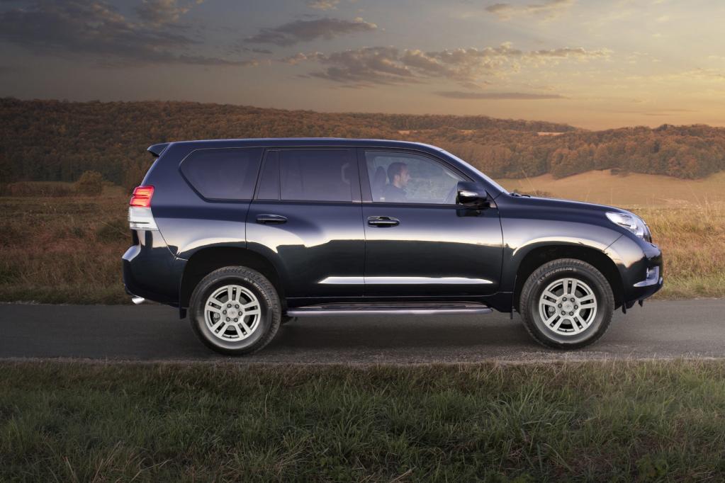 Im November kommt der neue Toyota Land Cruiser - Bild 3