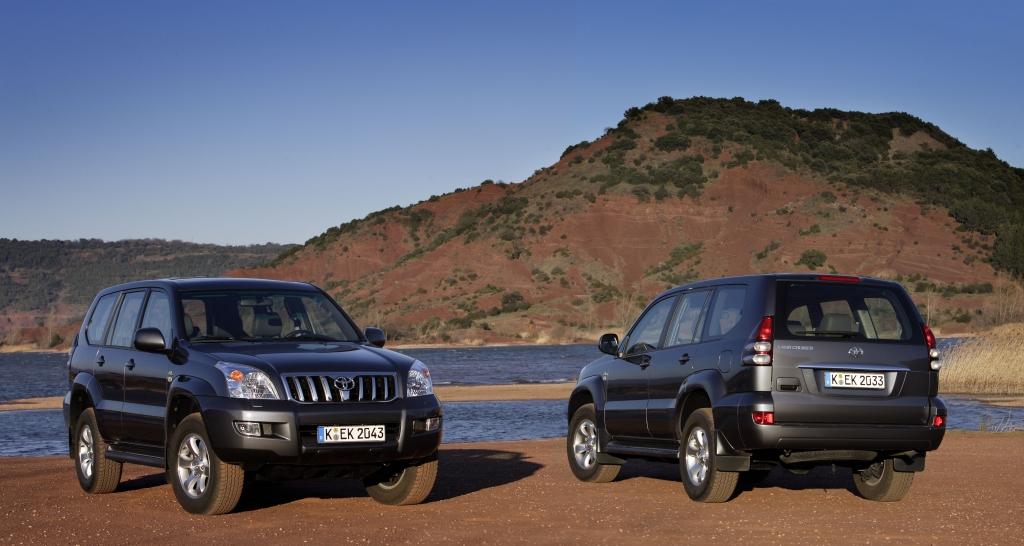 Im November kommt der neue Toyota Land Cruiser - Bild 4