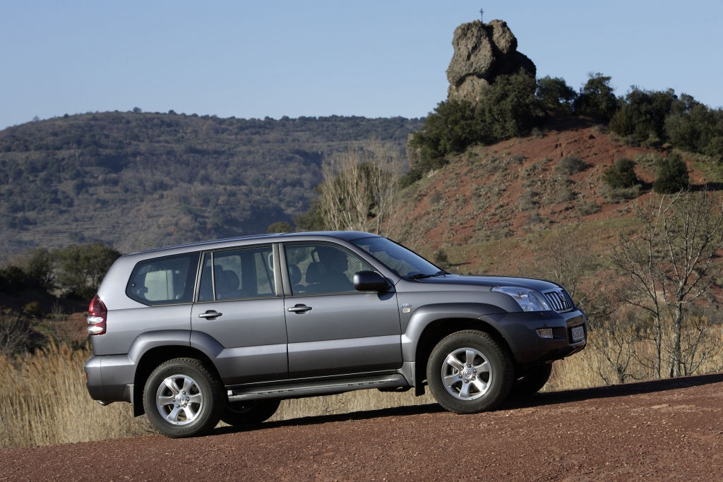 Im November kommt der neue Toyota Land Cruiser - Bild 5