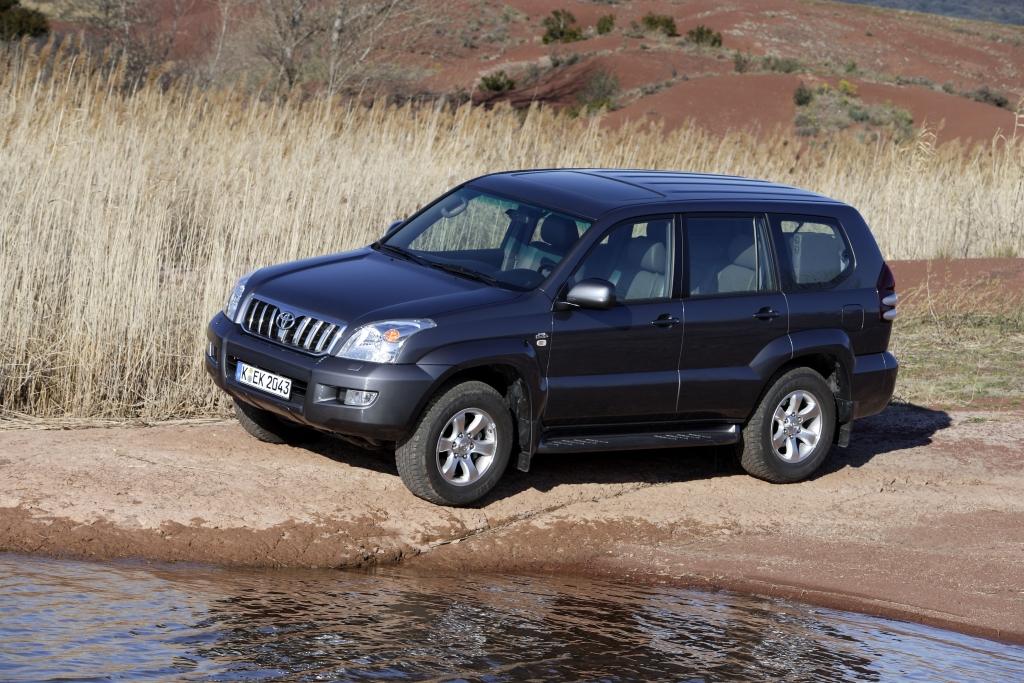 Im November kommt der neue Toyota Land Cruiser - Bild 6