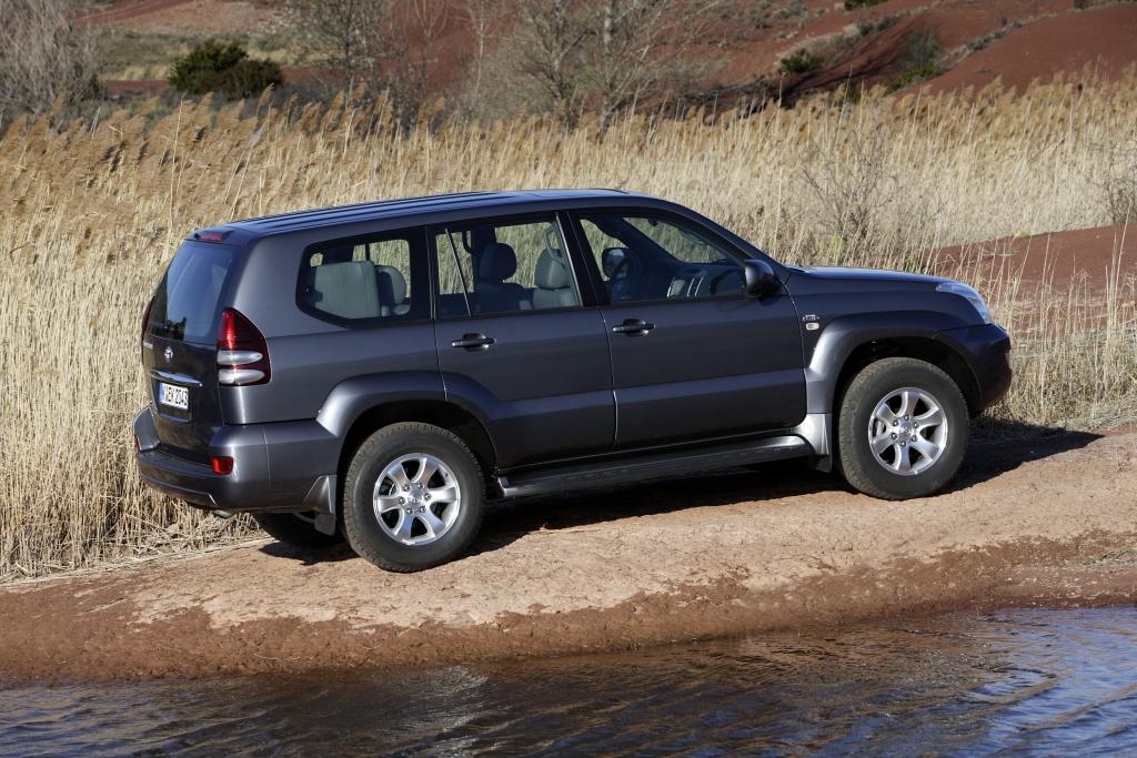 Im November kommt der neue Toyota Land Cruiser - Bild 7