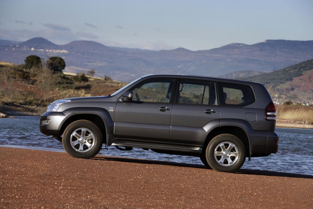 Im November kommt der neue Toyota Land Cruiser - Bild 8