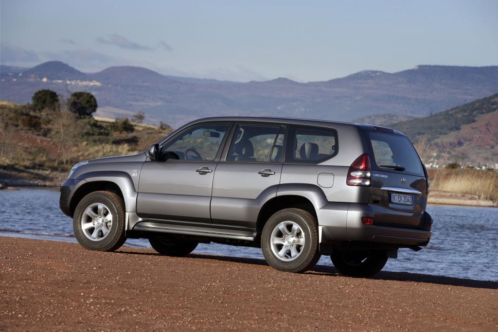 Im November kommt der neue Toyota Land Cruiser - Bild 9