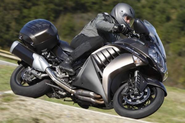 Kawasaki GTR 1400: Durch Modellpflege zur Neuheit