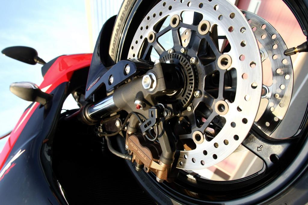 Kurzfahrbericht Honda CBR600RR: Feinarbeit am Supersportler  - Bild(3)