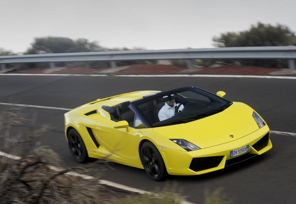 Lamborghini Gallardo: Stark, flach, schnell