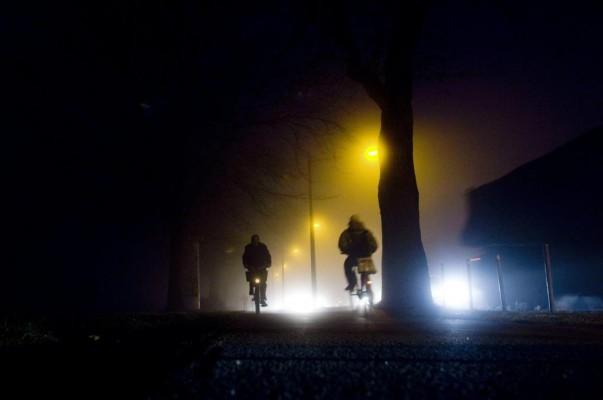 Lichtcheck auch am Fahrrad jetzt dringend erforderlich