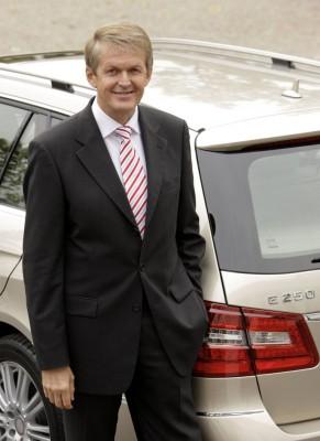 Luxuriöse Autos sind keine Auslaufmodelle