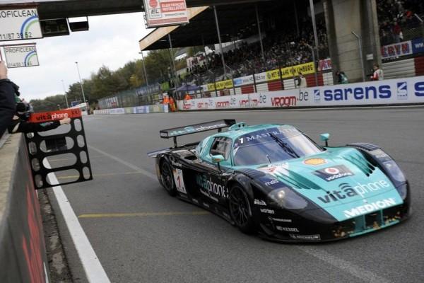 Maserati siegt in der FIA GT-Meisterschaft