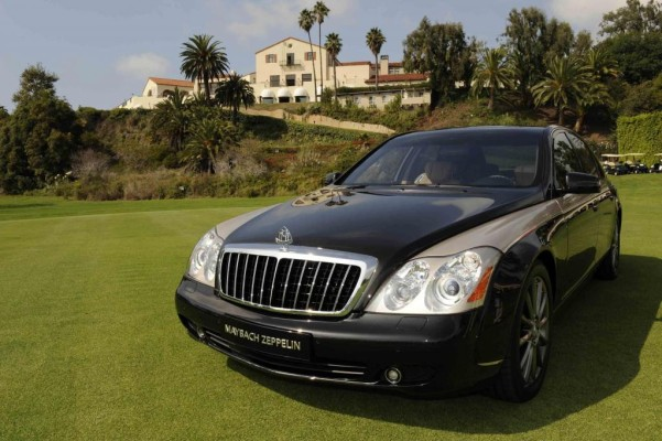 Maybach Golf Cup 2009: Finale in Los Angeles