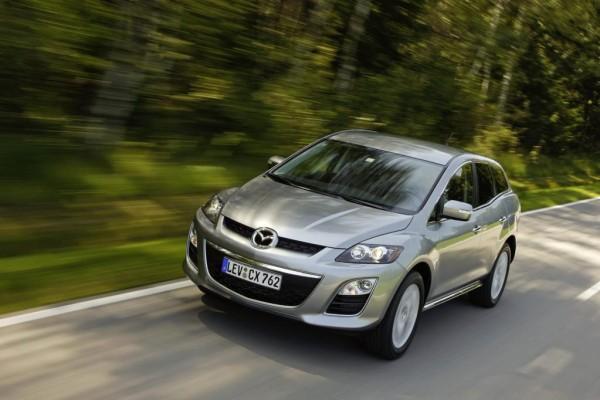 Mazda CX-7: Jetzt auch mit Diesel-Dynamik
