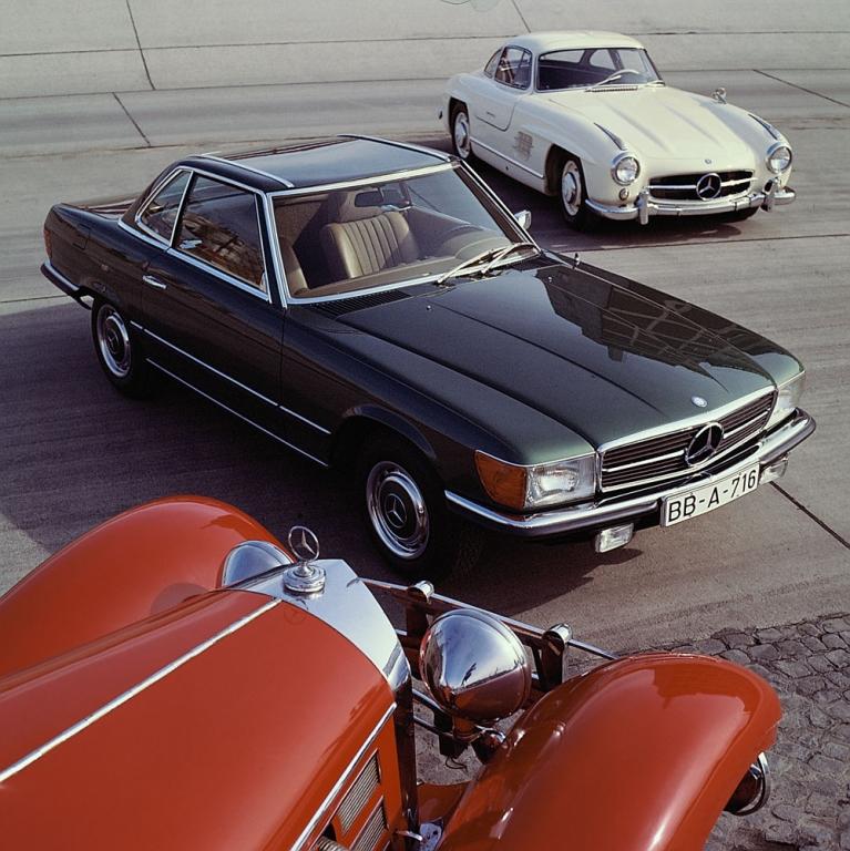 Mercedes-Benz Klassiker SL/SLC-Klasse: Wartung-Reparatur-Ersatzteile – alle Infos auf einer DVD