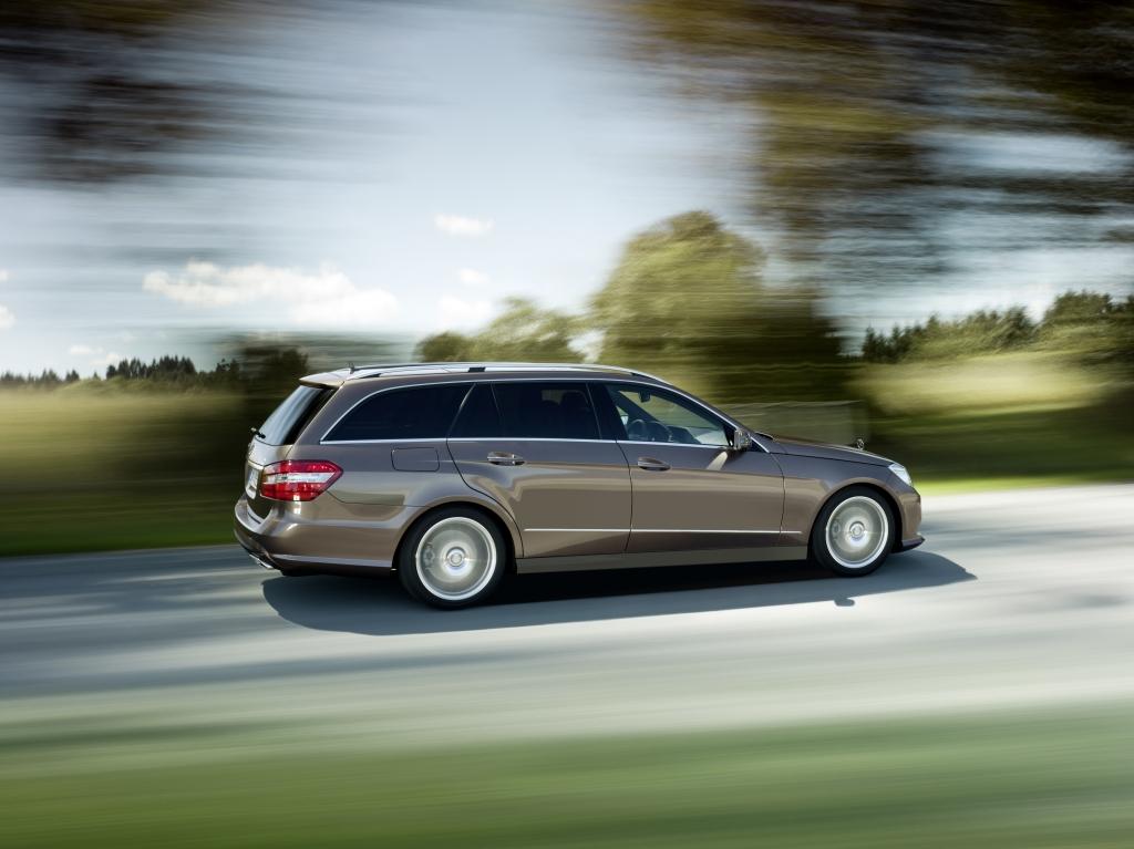 Mercedes E-Klasse T-Modell: Mit neuen und mit alten Tugenden  - Bild(10)