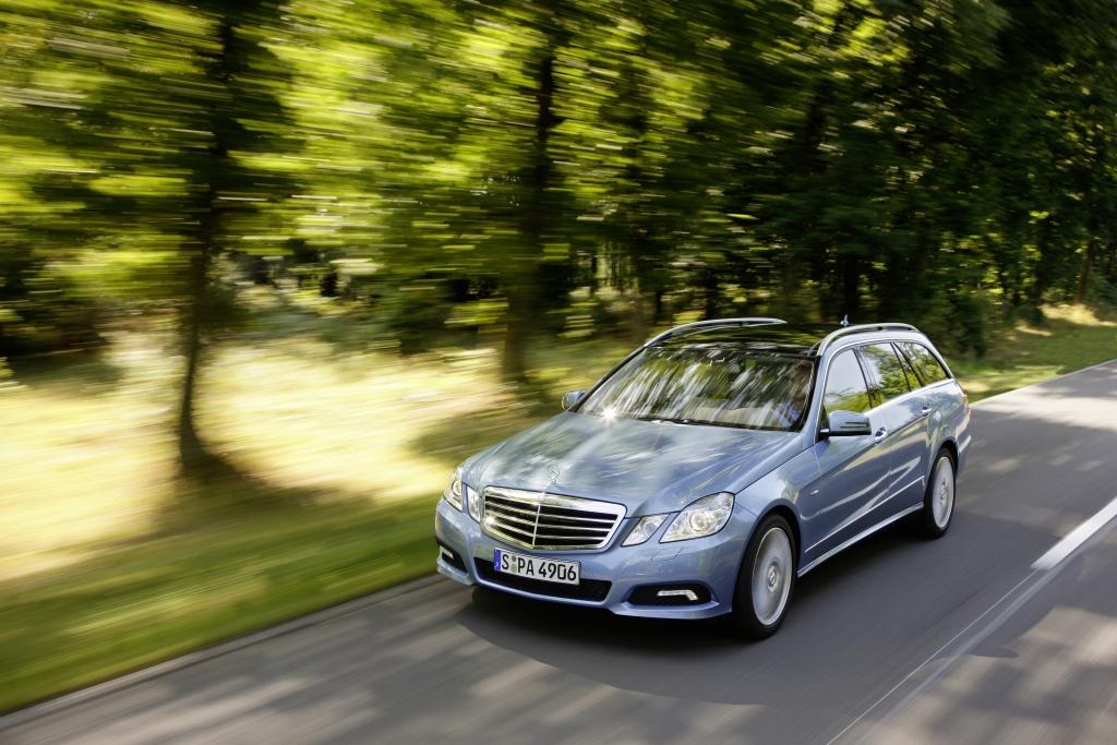 Mercedes E-Klasse T-Modell: Mit neuen und mit alten Tugenden  - Bild(11
