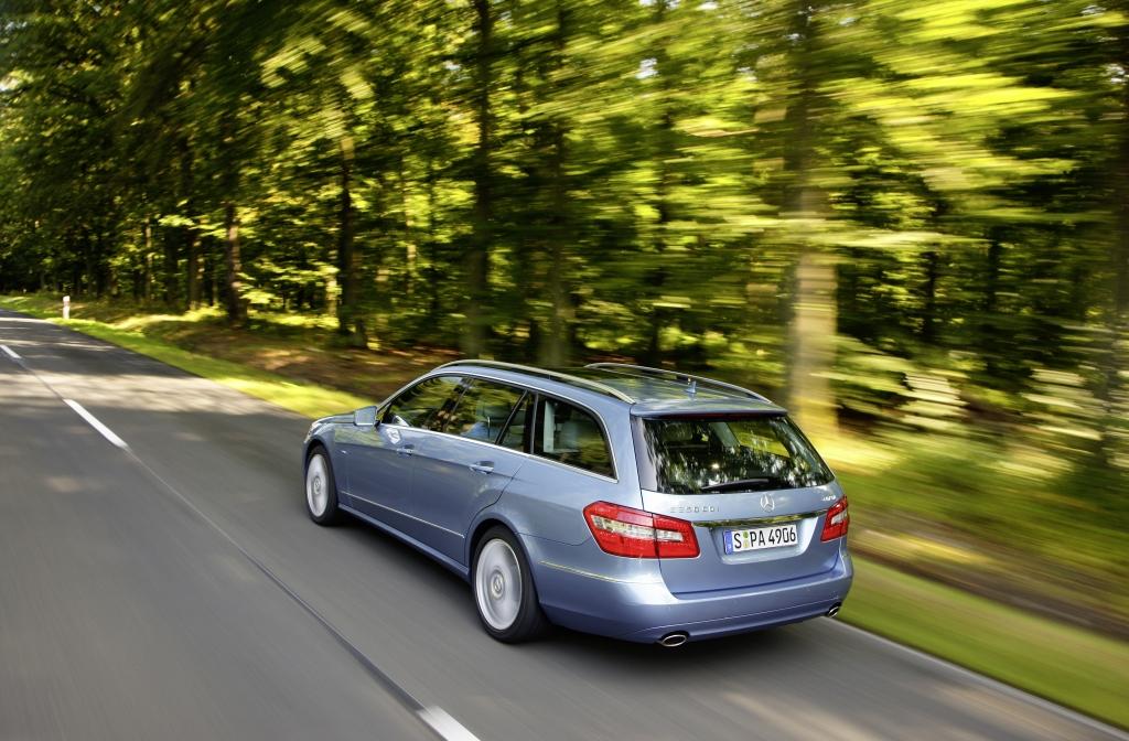 Mercedes E-Klasse T-Modell: Mit neuen und mit alten Tugenden  - Bild(12)