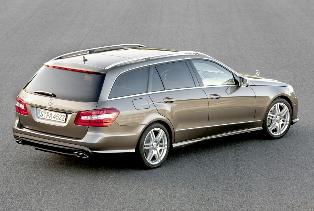 Mercedes E-Klasse T-Modell: Mit neuen und mit alten Tugenden  - Bild(2)