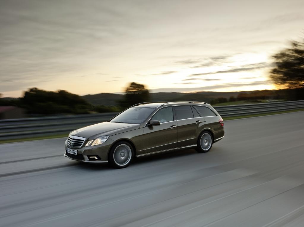 Mercedes E-Klasse T-Modell: Mit neuen und mit alten Tugenden  - Bild(3)
