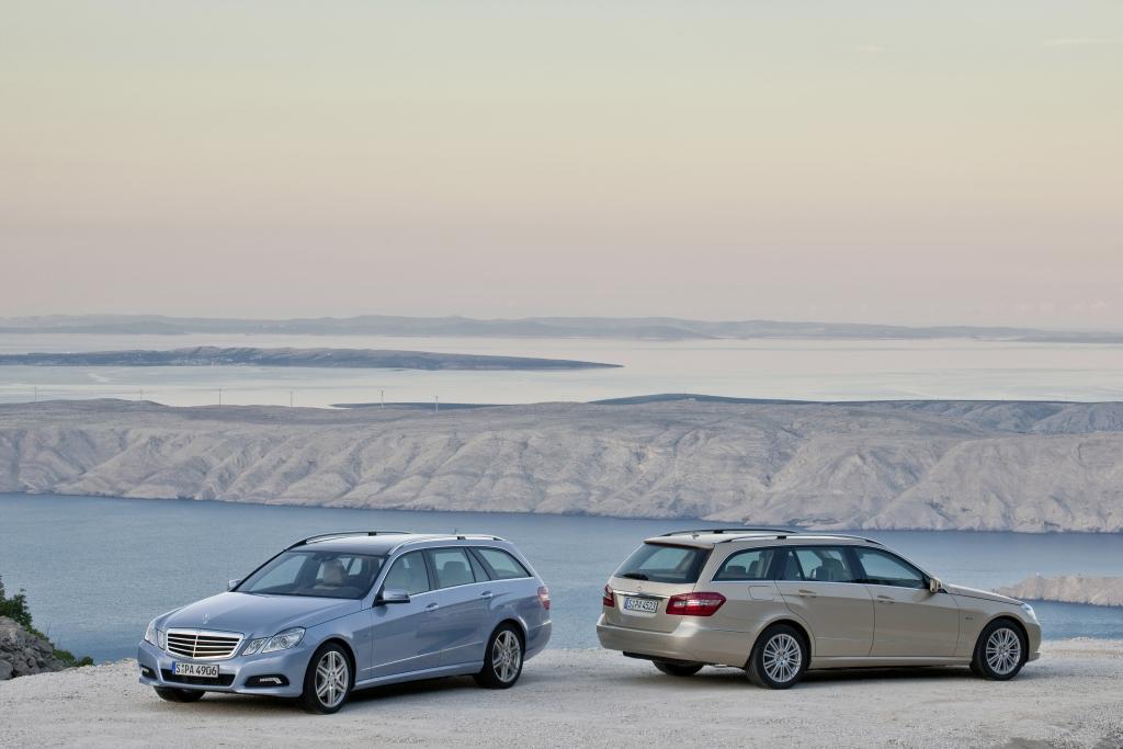 Mercedes E-Klasse T-Modell: Mit neuen und mit alten Tugenden  - Bild(4)