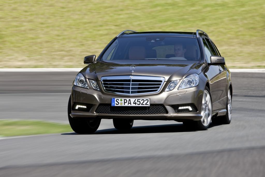 Mercedes E-Klasse T-Modell: Mit neuen und mit alten Tugenden  - Bild(5)