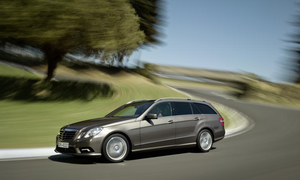 Mercedes E-Klasse T-Modell: Mit neuen und mit alten Tugenden  - Bild(6)