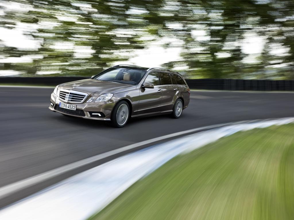 Mercedes E-Klasse T-Modell: Mit neuen und mit alten Tugenden  - Bild(7)