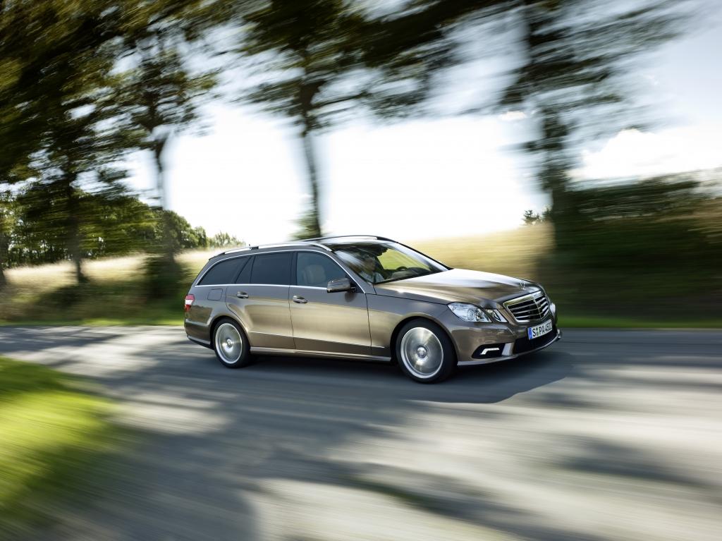 Mercedes E-Klasse T-Modell: Mit neuen und mit alten Tugenden  - Bild(9