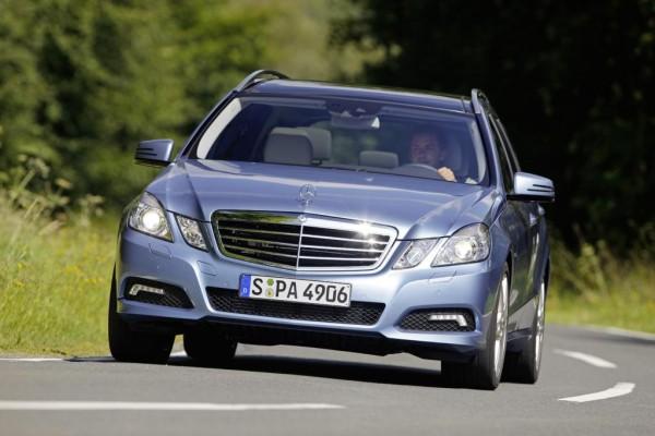 Mercedes E-Klasse T-Modell: Mit neuen und mit alten Tugenden