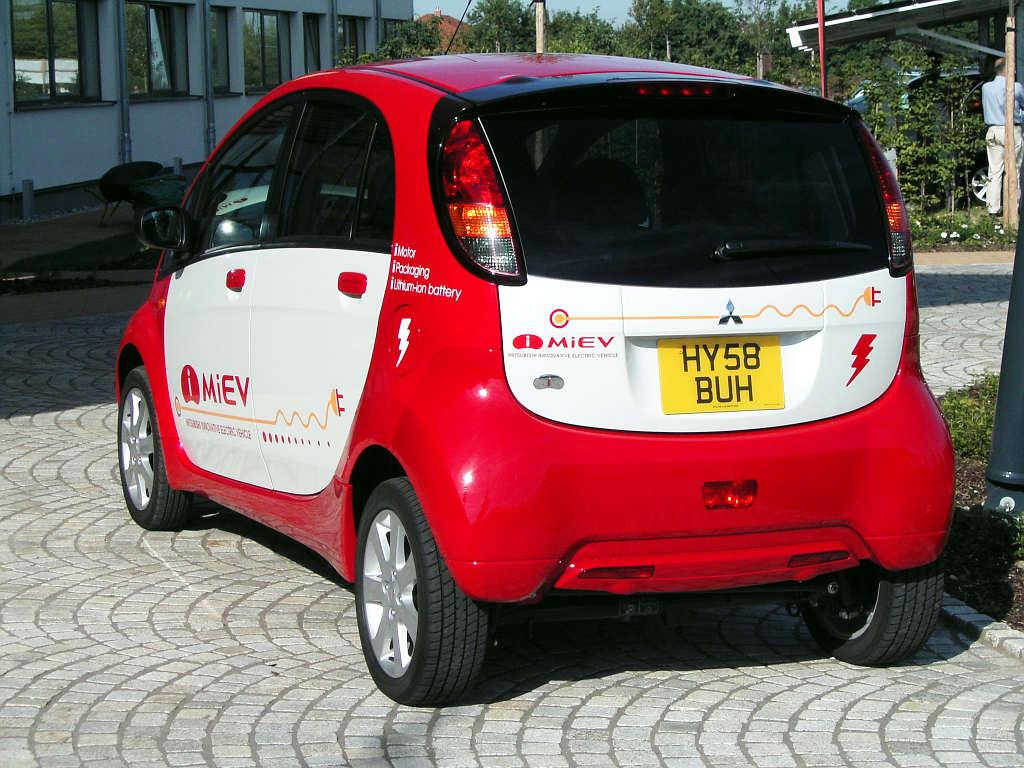 Mitsubishi - Bild(11)