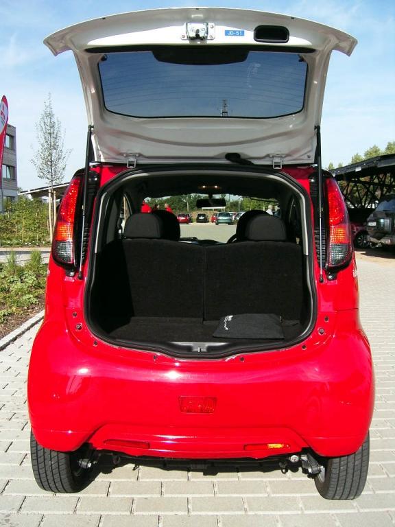 Mitsubishi i-MiEV: Technologie-