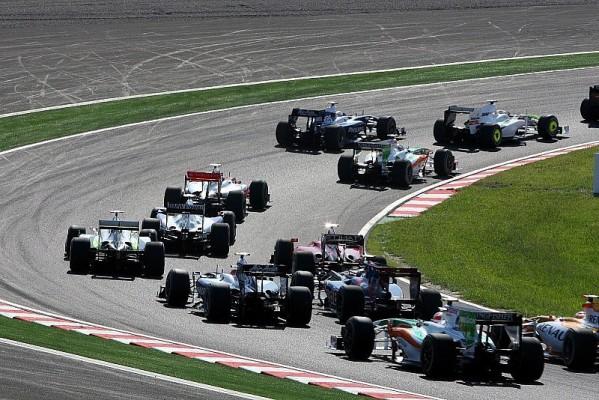 Monaco GP vorgezogen: Neuer Rennkalender 2010