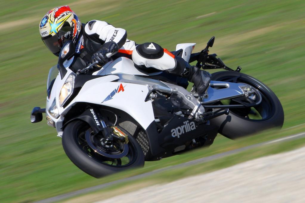 Motorrad-Präsentation Aprilia RSV4 R: Superbike für jedermann - Bild 1